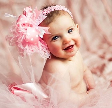 Baby Hair Bows - Boutique Bows