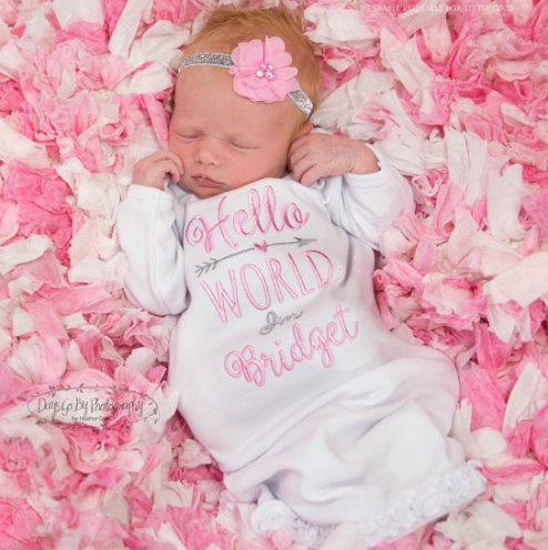 Layettes & Gowns