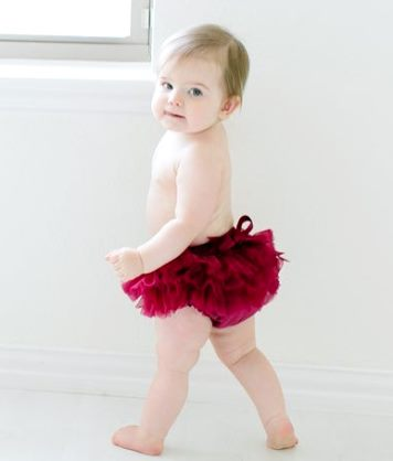 Choose Color - Tutu Diaper Cover