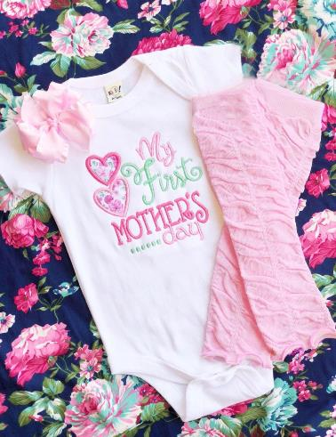 My First Mother's Day Bodysuit