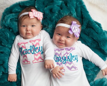 Matching Sister Sets